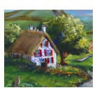 Home In The Highlands PRINT