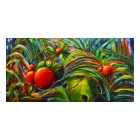 Tropicana Tropical Botanical Canvas Giclée