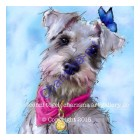 Custom Art Pet Portrait Painting