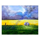Love At First Sight Sheep PRINT