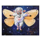 Woolly Maaahmmoth Sheep Incognito PRINT