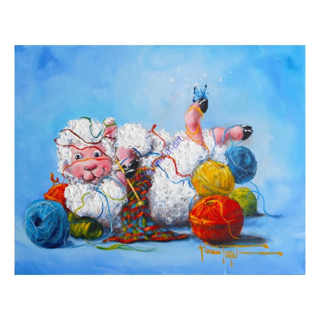 Knit Happens Prints