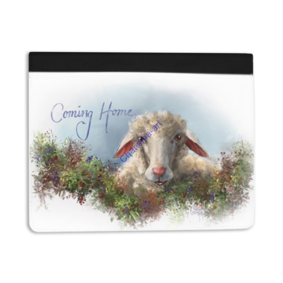 Lost Sheep Coming Home Digital Wall Art Prints