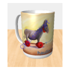 Haulin' Ass Sheep Incognito Mug