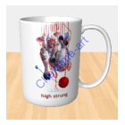 High Strung Sheep Incognito Mug