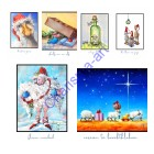 2020 Christmas Card Set  by Sheep Incognito - Set of 6
