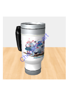 Nurse Curse Sheep Incognito Mug